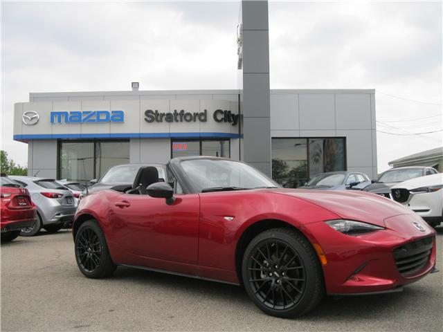 2018 Mazda MX-5 50th Anniversary Edition (Stk: 18111) in Stratford - Image 1 of 24