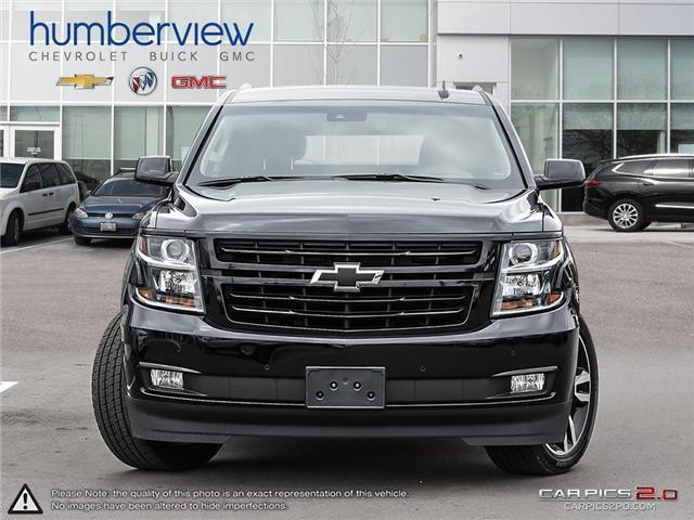2018 Chevrolet Tahoe Premier (Stk: 18TH010) in Toronto - Image 2 of 27