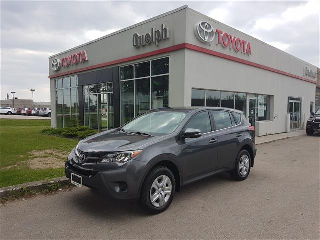 2015 Toyota RAV4 LE (Stk: U00862) in Guelph - Image 1 of 27