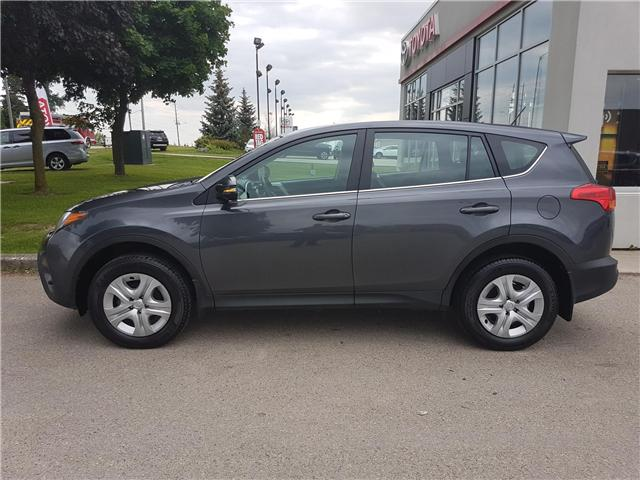 2015 Toyota RAV4 LE (Stk: U00862) in Guelph - Image 2 of 27