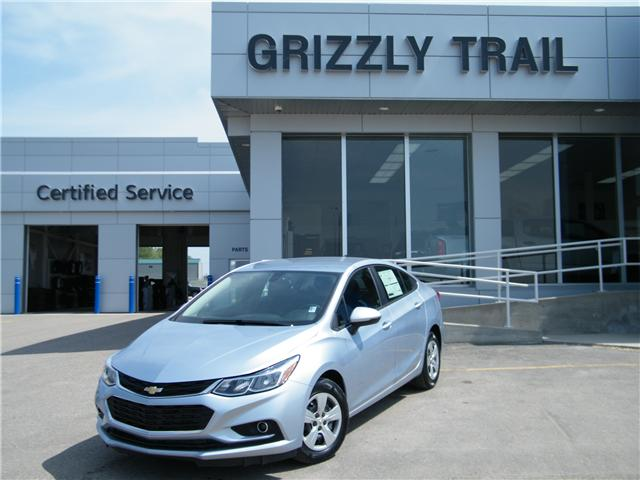 2018 Chevrolet Cruze LS Auto (Stk: 55047) in Barrhead - Image 1 of 18