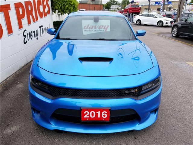 2016 Dodge Charger R/T Scat Pack (Stk: 18-329) in Oshawa - Image 2 of 17