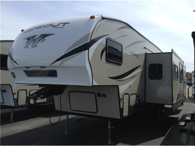 2018 Keystone HIDEOUT 5TH WHEEL  (Stk: RR017) in  - Image 1 of 20