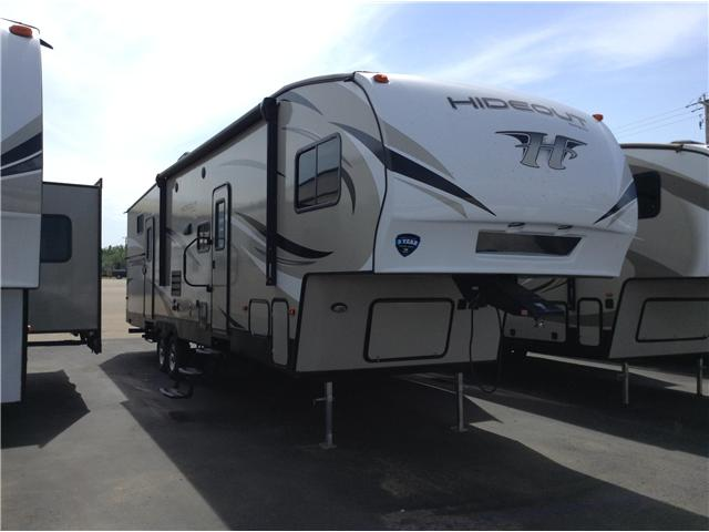 2018 Keystone HIDEOUT 5TH WHEEL  (Stk: RR017) in  - Image 2 of 20
