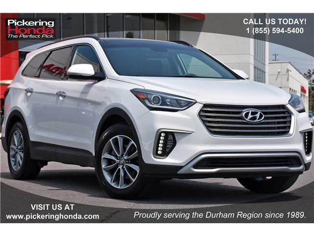 2018 Hyundai Santa Fe XL Premium (Stk: PR1049) in Pickering - Image 1 of 27