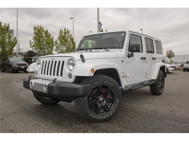 2015 Jeep Wrangler Unlimited Sahara (Stk: J863955A) in Abbotsford - Image 3 of 22