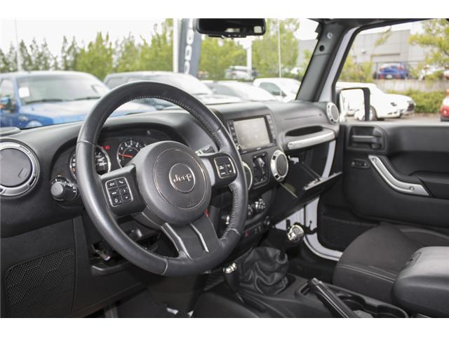 2015 Jeep Wrangler Unlimited Sahara (Stk: J863955A) in Abbotsford - Image 15 of 22