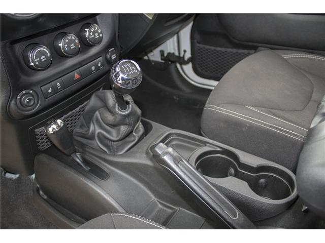 2015 Jeep Wrangler Unlimited Sahara (Stk: J863955A) in Abbotsford - Image 18 of 22