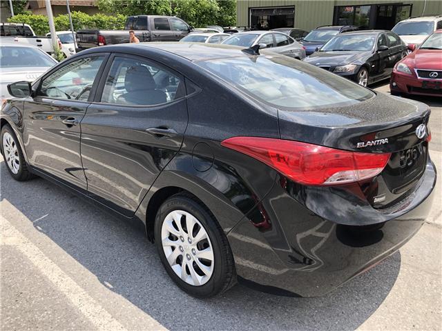 2012 Hyundai Elantra GL (Stk: -) in Ottawa - Image 2 of 8