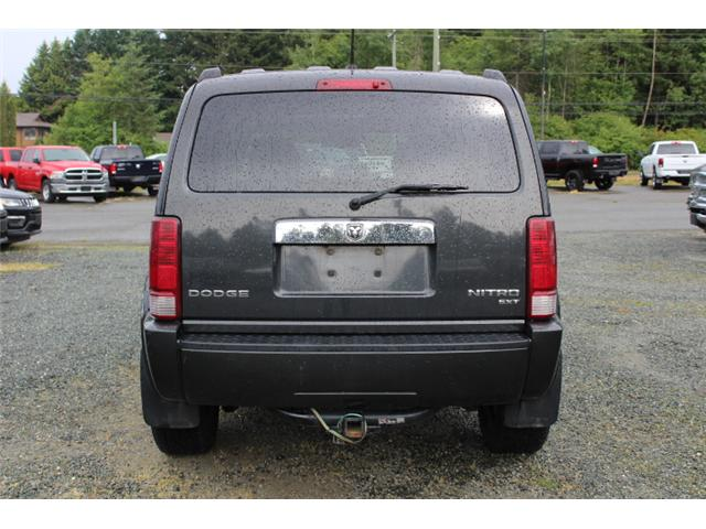 2010 Dodge Nitro SXT (Stk: R629078A) in Courtenay - Image 8 of 10