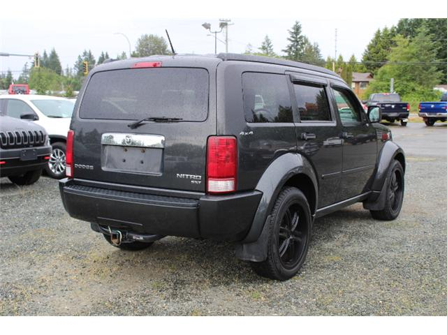 2010 Dodge Nitro SXT (Stk: R629078A) in Courtenay - Image 9 of 10