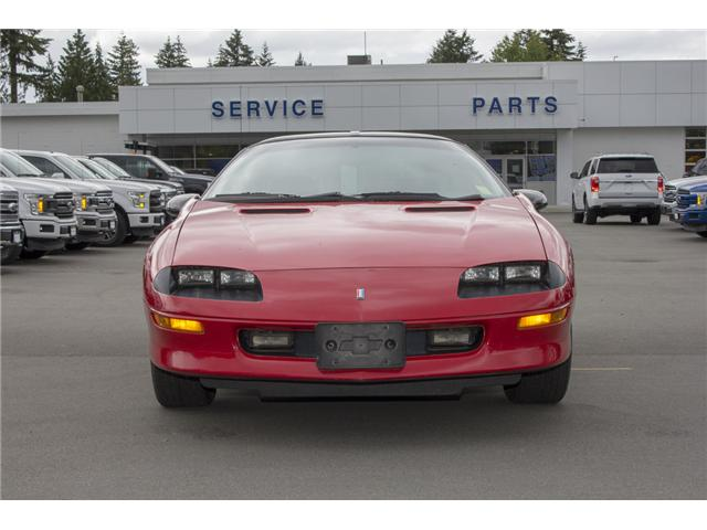 1994 Chevrolet Camaro Base (Stk: 8TR0132A) in Surrey - Image 2 of 17