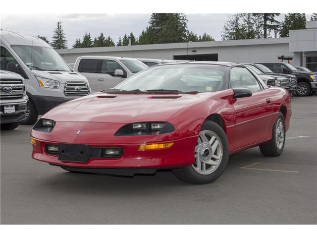 1994 Chevrolet Camaro Base (Stk: 8TR0132A) in Surrey - Image 3 of 17