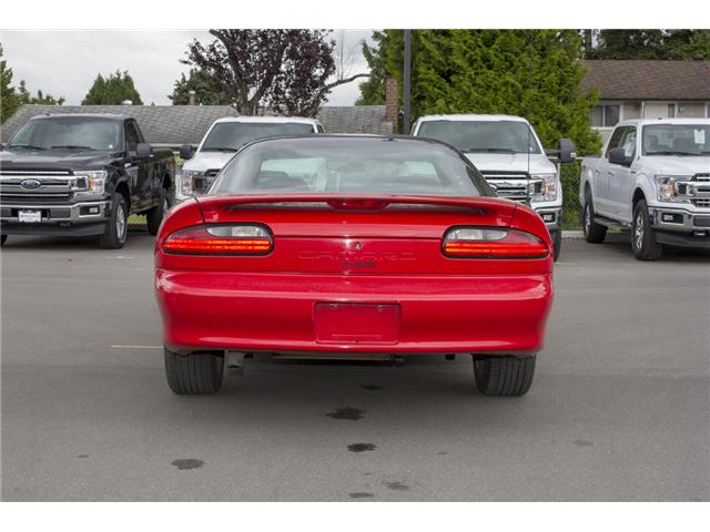 1994 Chevrolet Camaro Base (Stk: 8TR0132A) in Surrey - Image 6 of 17