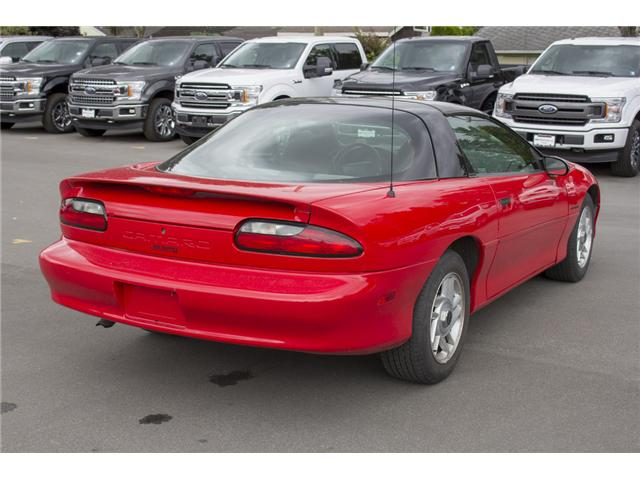 1994 Chevrolet Camaro Base (Stk: 8TR0132A) in Surrey - Image 7 of 17