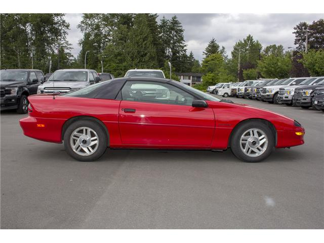 1994 Chevrolet Camaro Base (Stk: 8TR0132A) in Surrey - Image 8 of 17
