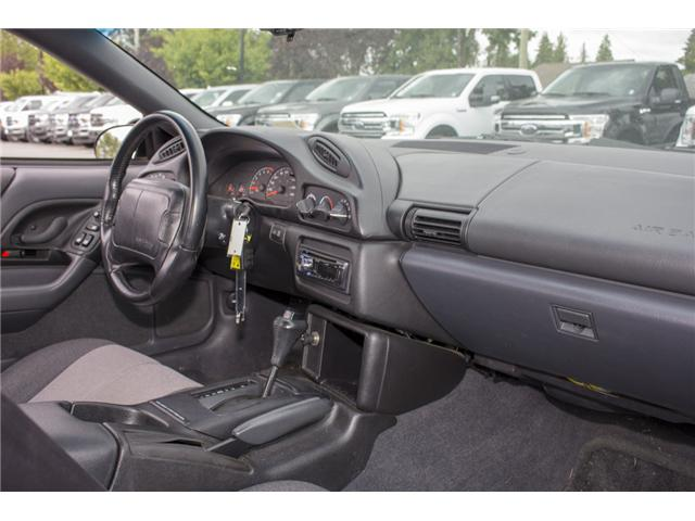 1994 Chevrolet Camaro Base (Stk: 8TR0132A) in Surrey - Image 11 of 17
