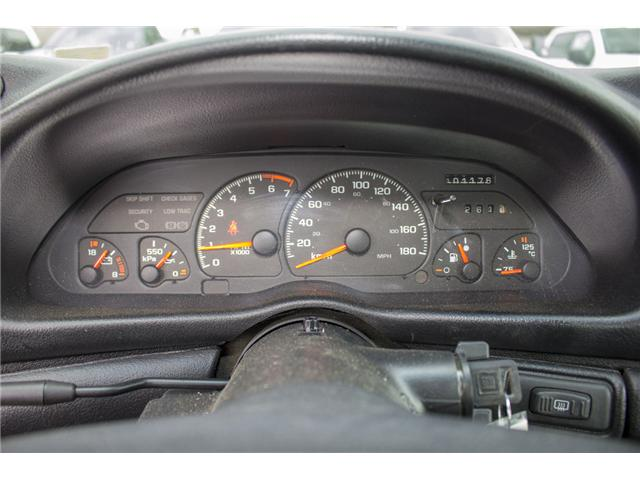 1994 Chevrolet Camaro Base (Stk: 8TR0132A) in Surrey - Image 13 of 17