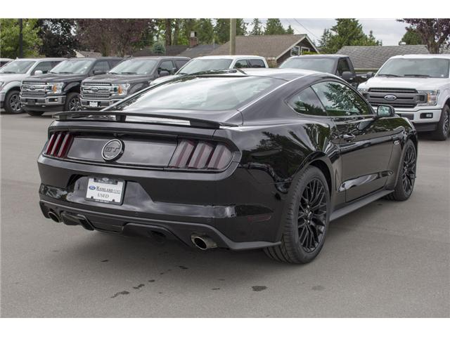 2017 Ford Mustang GT Premium (Stk: P8393) in Surrey - Image 7 of 15