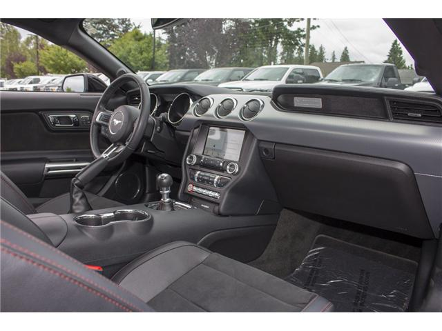 2017 Ford Mustang GT Premium (Stk: P8393) in Surrey - Image 14 of 15