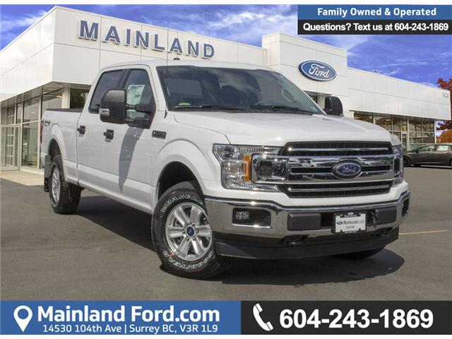 2018 Ford F-150 XLT (Stk: 8F10209) in Surrey - Image 1 of 14