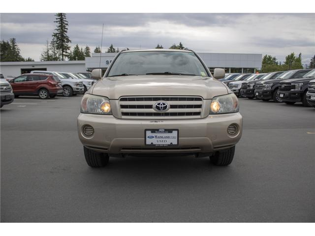 2004 Toyota Highlander V6 (Stk: 8FU2821B) in Surrey - Image 2 of 25