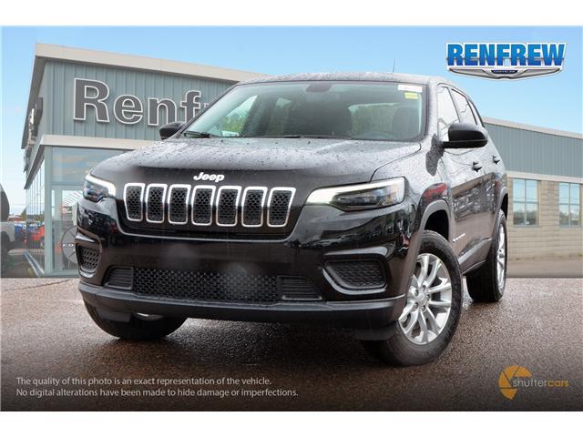 2019 Jeep Cherokee Sport (Stk: K002) in Renfrew - Image 1 of 20