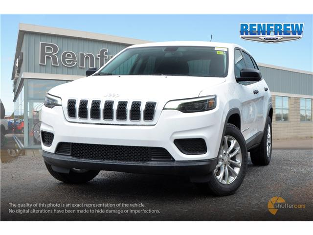 2019 Jeep Cherokee Sport (Stk: K004) in Renfrew - Image 1 of 20