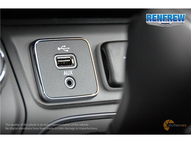 2019 Jeep Cherokee Sport (Stk: K004) in Renfrew - Image 17 of 20