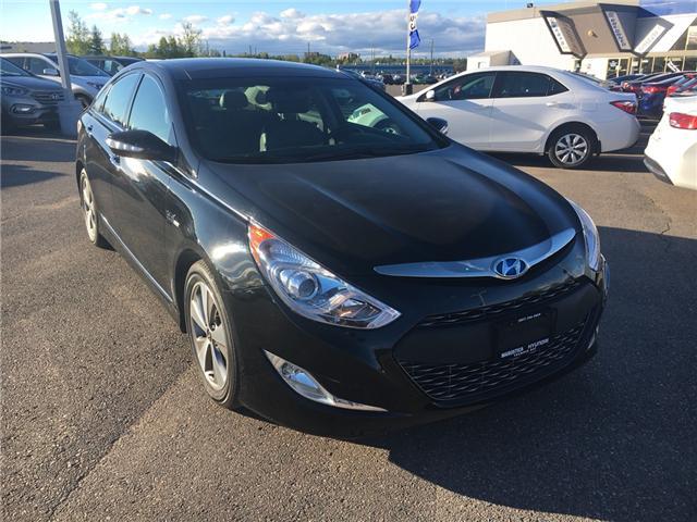 2011 Hyundai Sonata Hybrid (Stk: 15244AZ) In Thunder Bay   Image 1 Of