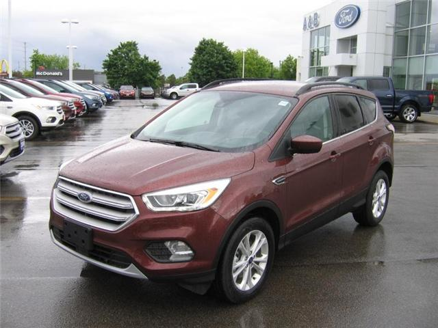 2018 Ford Escape SEL (Stk: 18305) in Perth - Image 1 of 12
