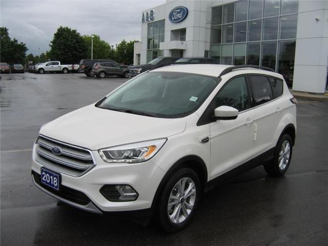 2018 Ford Escape SEL (Stk: 18333) in Perth - Image 1 of 12
