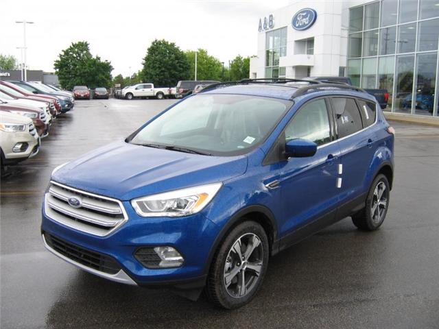 2018 Ford Escape SEL (Stk: 18368) in Perth - Image 1 of 12