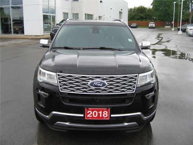 2018 Ford Explorer Platinum (Stk: 18344) in Perth - Image 2 of 12