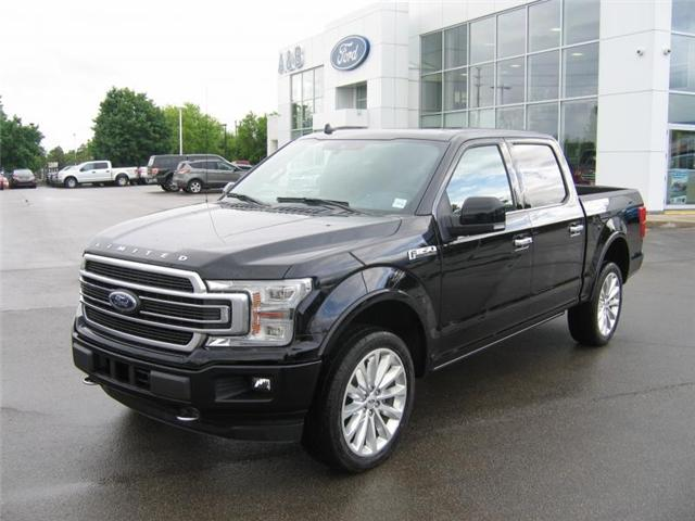 2018 Ford F-150 Limited (Stk: 18350) in Perth - Image 1 of 12