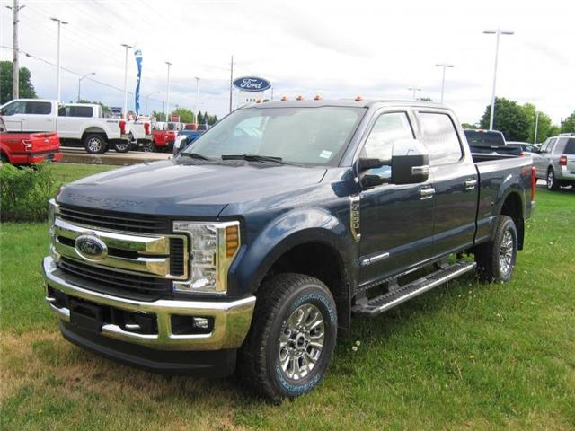 2018 Ford F-250 XLT (Stk: 18369) in Perth - Image 1 of 11