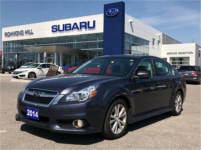 2014 Subaru Legacy 3.6R Limited (Stk: P03628) in RICHMOND HILL - Image 1 of 20