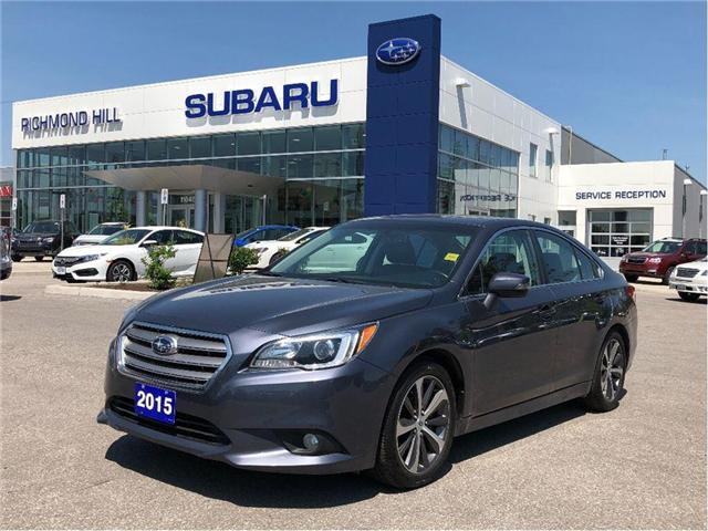2015 Subaru Legacy 2.5i Limited Package (Stk: P03640) in RICHMOND HILL - Image 1 of 19