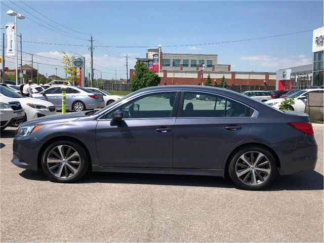 2015 Subaru Legacy 2.5i Limited Package (Stk: P03640) in RICHMOND HILL - Image 2 of 19