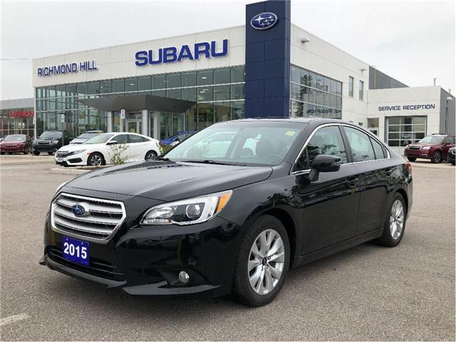 2015 Subaru Legacy 2.5i Touring Package (Stk: P03656) in RICHMOND HILL - Image 1 of 18