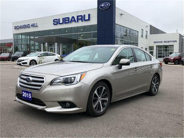 2015 Subaru Legacy 3.6R Limited Package (Stk: P03657) in RICHMOND HILL - Image 1 of 20