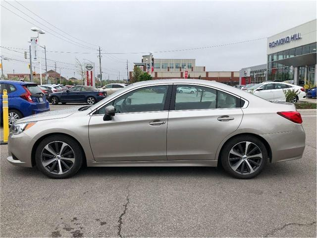 2015 Subaru Legacy 3.6R Limited Package (Stk: P03657) in RICHMOND HILL - Image 2 of 20