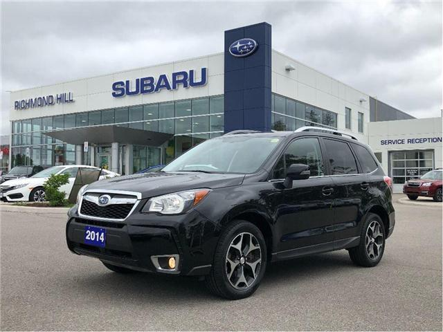 2014 Subaru Forester 2.0XT Limited Package (Stk: LP0154) in RICHMOND HILL - Image 1 of 19