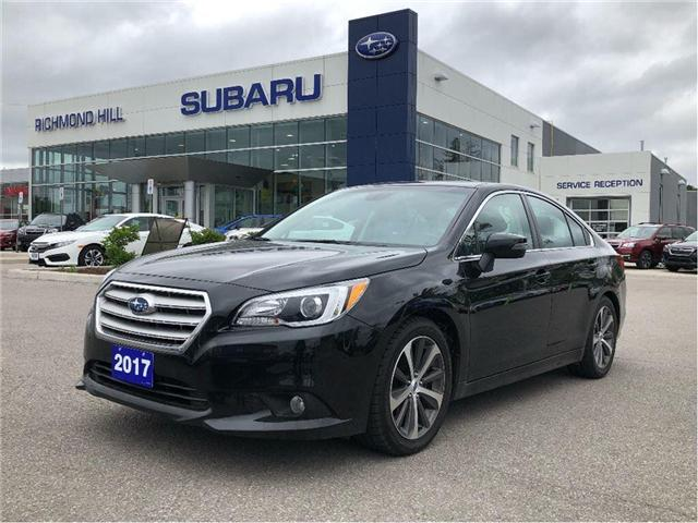 2017 Subaru Legacy 2.5i Limited (Stk: P03669) in RICHMOND HILL - Image 1 of 17