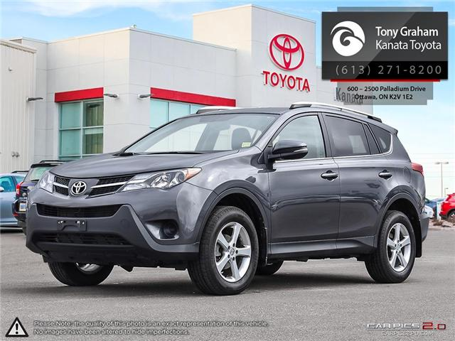 2015 Toyota RAV4 LE (Stk: 88641A) in Ottawa - Image 1 of 25