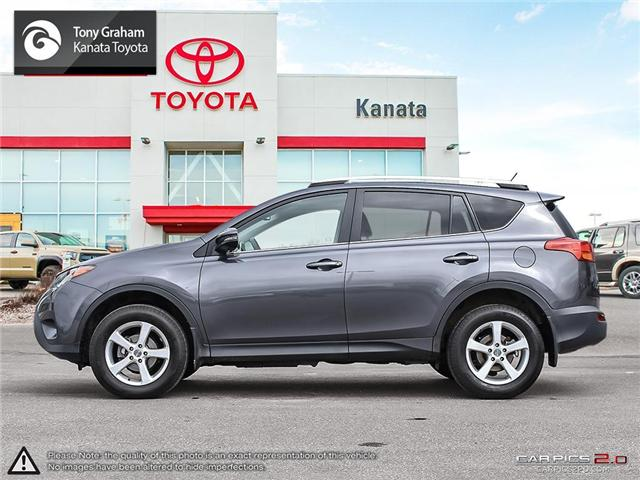2015 Toyota RAV4 LE (Stk: 88641A) in Ottawa - Image 2 of 25