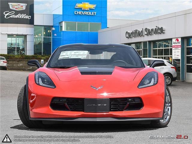 2018 Chevrolet Corvette Grand Sport (Stk: 2804003) in Toronto - Image 2 of 27