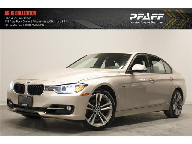 2013 BMW 328i xDrive (Stk: T14639A) in Vaughan - Image 1 of 11