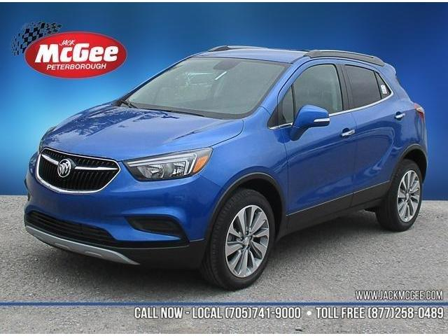 2018 Buick Encore Preferred (Stk: 18691) in Peterborough - Image 1 of 3