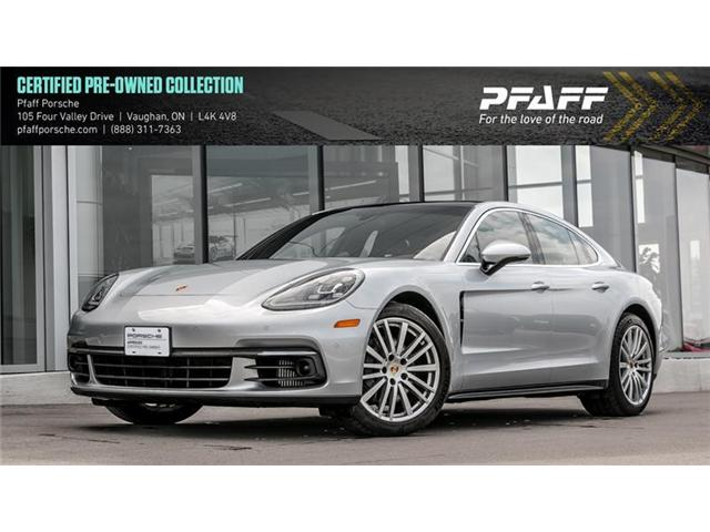 2017 Porsche Panamera 4S (Stk: P12519A) in Vaughan - Image 1 of 2